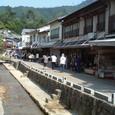 大願寺側の町並み