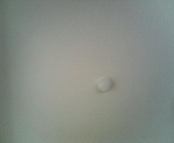 天井の感知器